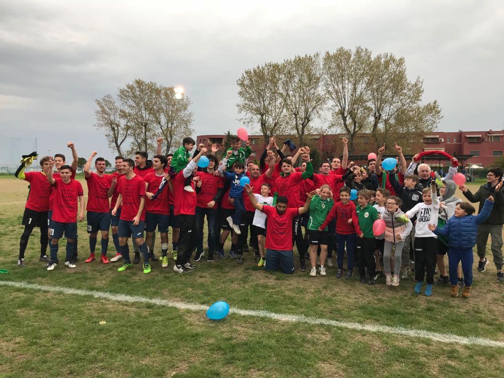 Promozione in seconda categoria – 15/04/2018